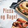 Pizza & bagel