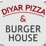 Diyar Pizza og Burger House Take Away Menu i Odense M | Bestil Fra EatMore.dk