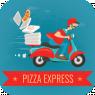 Pizza Express Take Away Menu i Bredebro | Bestil Fra EatMore.dk