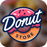 Donut Store Take Away Menu i Hillerød | Bestil Fra EatMore.dk