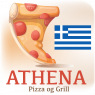 Athena Pizza & Grill Take Away Menu i Vejle | Bestil Fra EatMore.dk