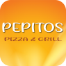Pepitos Pizza og Grill House i Harlev J