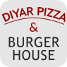 Diyar Pizza og Burger House i Otterup