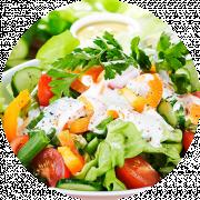 Vegetar Salat