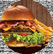 HOLY Burger Menu