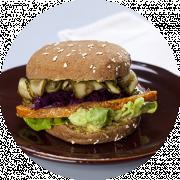 Menu - Ribben Burger 200g