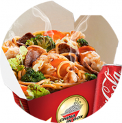 Mellem Asian Box