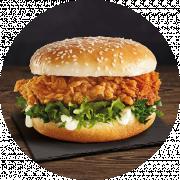 Menu - Kylling Burger