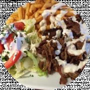 Kebab & Kyllingemix
