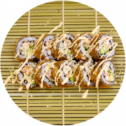 10 stk. California Crunch Roll